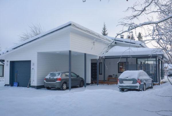 Talonäyttely 1.2.2019 Palokan Heinämäessä klo. 17-19 2