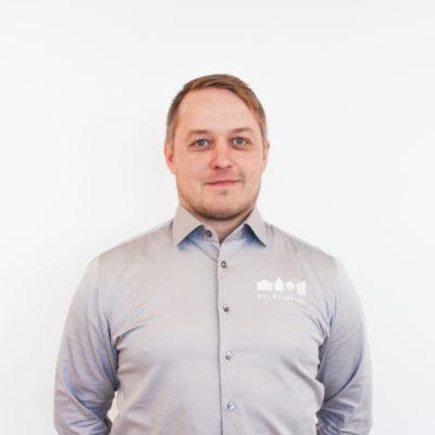 Janne Varila - Kylätimpureiden toimitusjohtaja