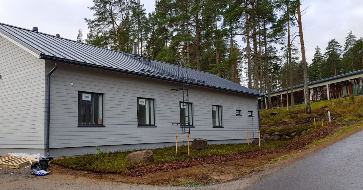 Talonäyttely - Laukaassa ke 18.11. 11