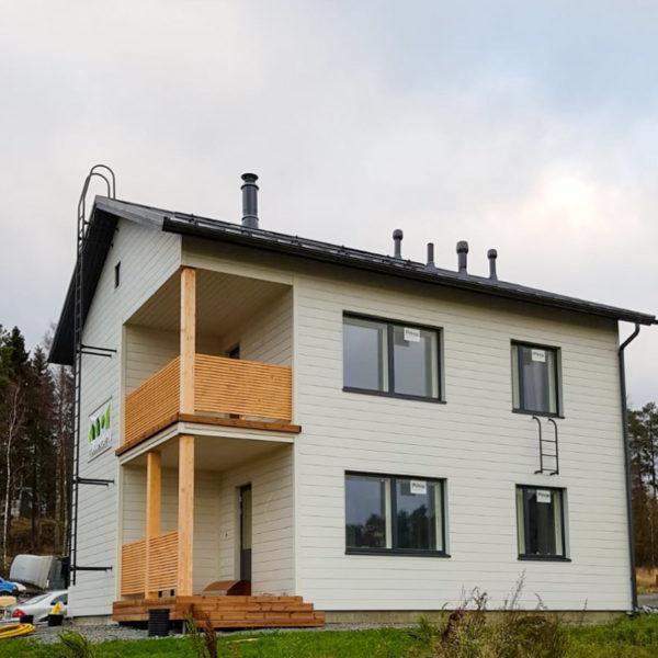 Talonäyttely - Muuramessa ti 10.11. 4
