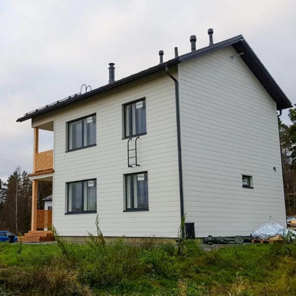 Talonäyttely - Muuramessa ti 10.11. 16