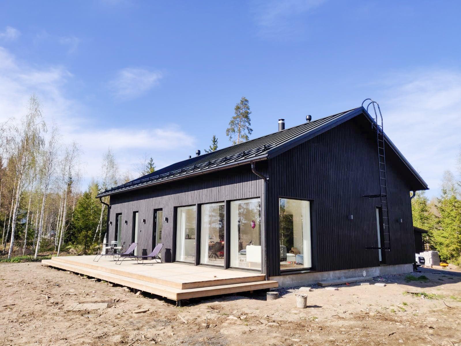 Talonäyttely Nurmijärvellä ke 26.5.